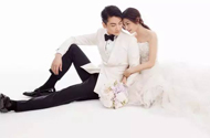 陈晓陈妍希的中式礼服真的好美 你心动了吗?