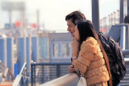中国女孩和黑人口述_少妇口述 中国女人为何爱找高大威猛黑人