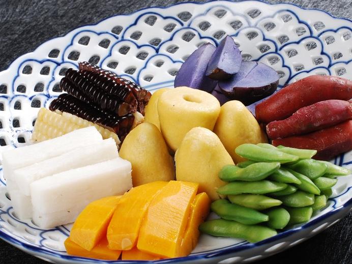 粗粮中富含的营养成分,正是大自然的精华所在!