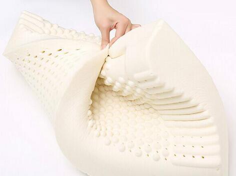 卡丽迪雅天然乳胶枕具有透气性和吸湿性
