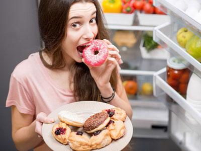 爱吃甜食怎么做才不发胖