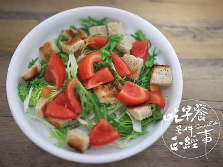 减脂食谱 | 告别肉肉的健康沙拉公式