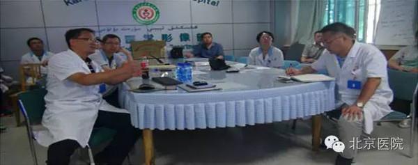 """北京医院援疆专家张耀南""""跨界""""提升当地医院学术水平"""
