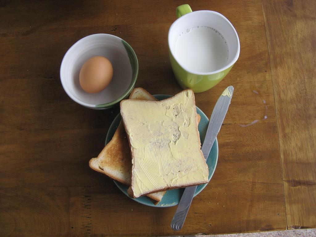 这3种早餐还是少吃为妙