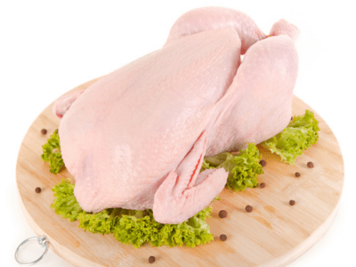 鸡的身体有些部位不能吃