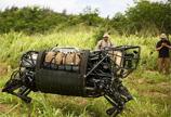 谷歌机器狗走上战场首次实测