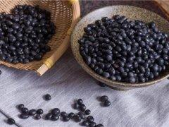 醋泡黑豆有哪些功效?