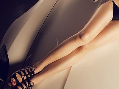告别小粗腿拥有纤细的大长腿