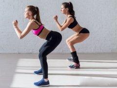 5个动作减脂效果比跑步好