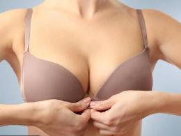 女性胸部越来越小的原因?