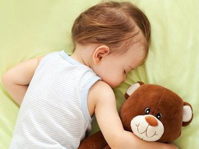 宝宝这样睡觉更健康