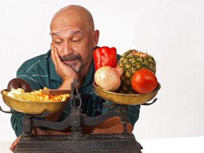 进入五十岁的男人在饮食上怎么吃才能更健康?