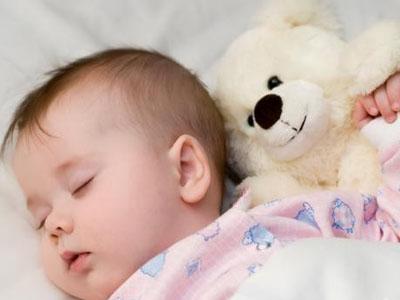 婴儿睡觉不踏实要这样缓解