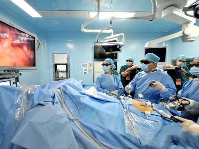 武汉同济医院全球首创膜解剖手术