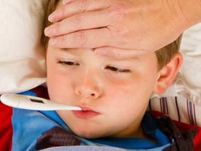 如何有效预防小孩子发烧