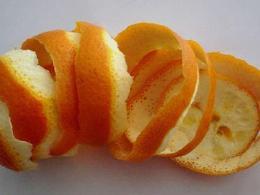 橘子皮有哪些神奇功效?
