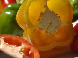 彩椒的营养价值有哪些,如何吃彩椒?